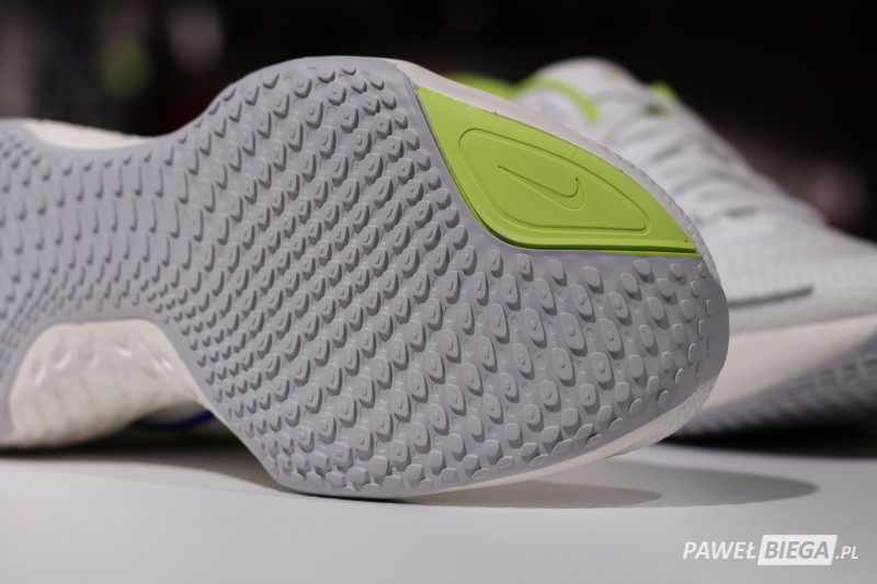 Nike Invincible - bieżnik