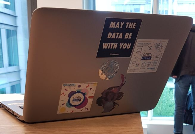 May the data be with you!