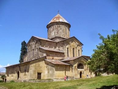 monaster gelati w gruzji w okolicy kutaisi