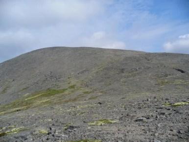 trekking w chibinach na półwyspie kolskim za kołem podbiegunowym w rosji