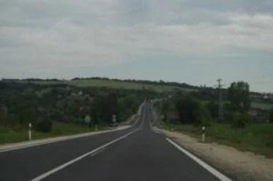 międzynarodowa droga e77 między vacem, a budapesztem na węgrzech