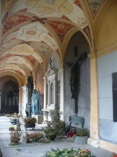 mauzoleum slavin w wyszehradzie w pradze w czechach