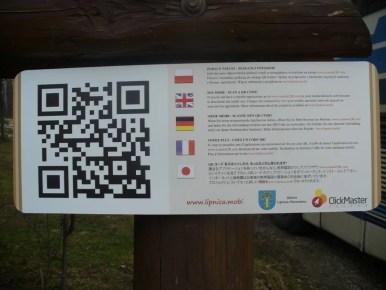 kody qr, zagospodarowanie turystyczne w gminie lipnica murowana