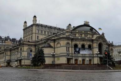 opera narodowa w kijowie na ukrainie