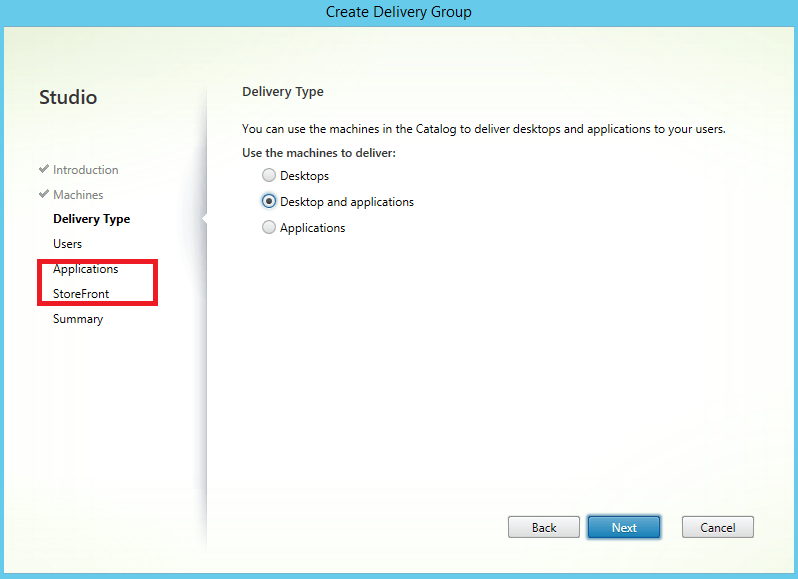 First Look: XenApp/XenDesktop 7.6 – Part 6 (Delivery Groups creation) (6/6)
