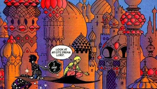 """Niedziela narracjonistów: Neil Gaiman """"Sandman"""""""