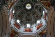 Każdy obiekt w Salzburgu jest skarbnicą dzieł sztuki, powstałych przeważnie w kręgu biskupiego mecenatu, fot. Paweł Wroński