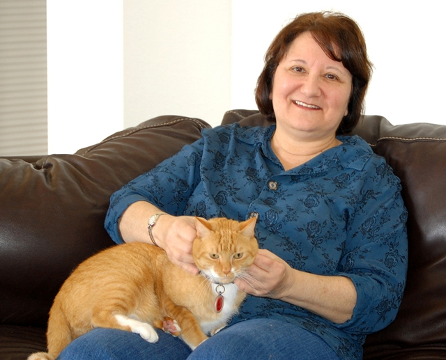 Choosing a pet sitter for your cat