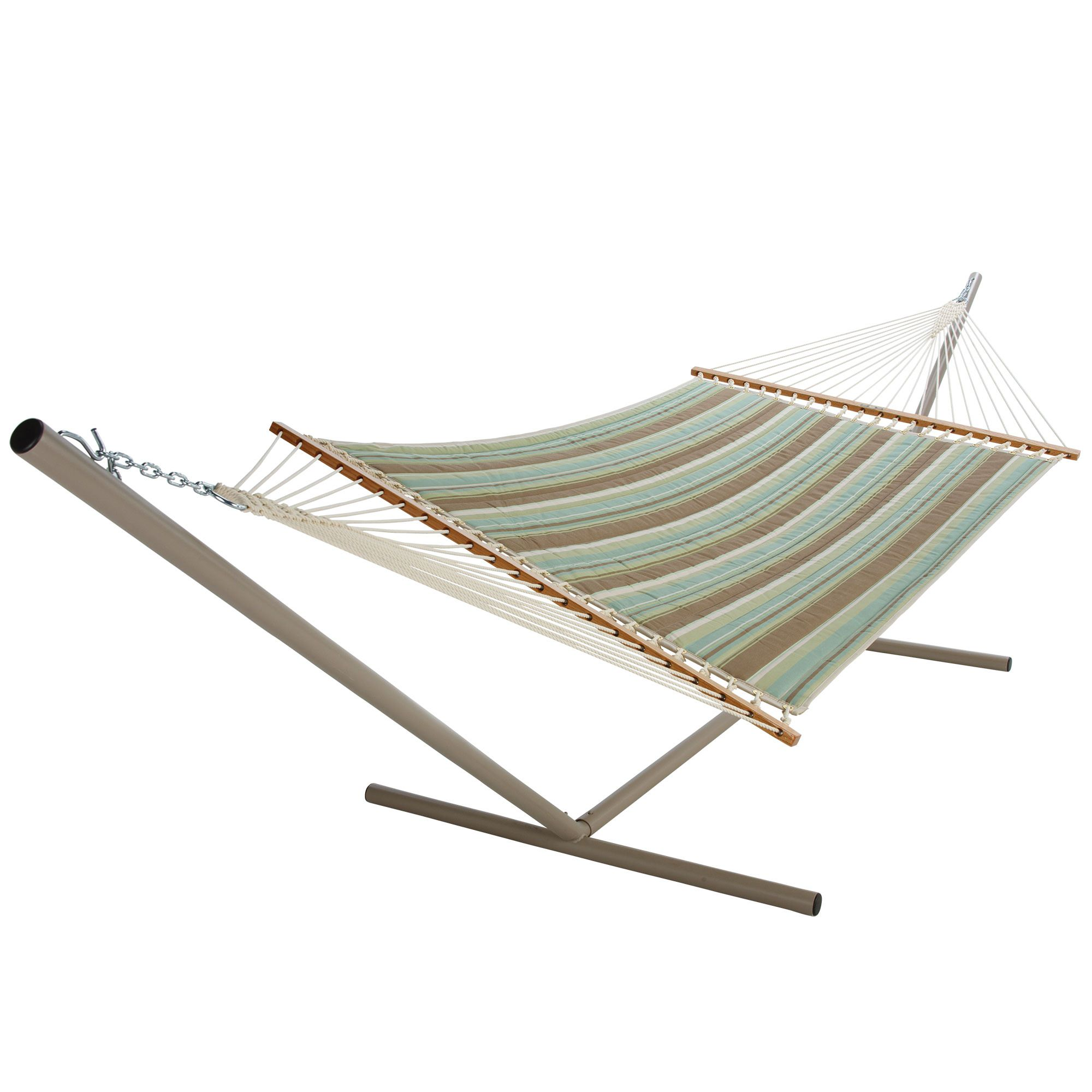 Quilted Duracord Hammock