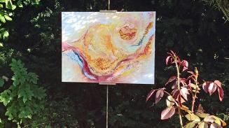 Das Laecheln der Musik im Garten, 2015 3web
