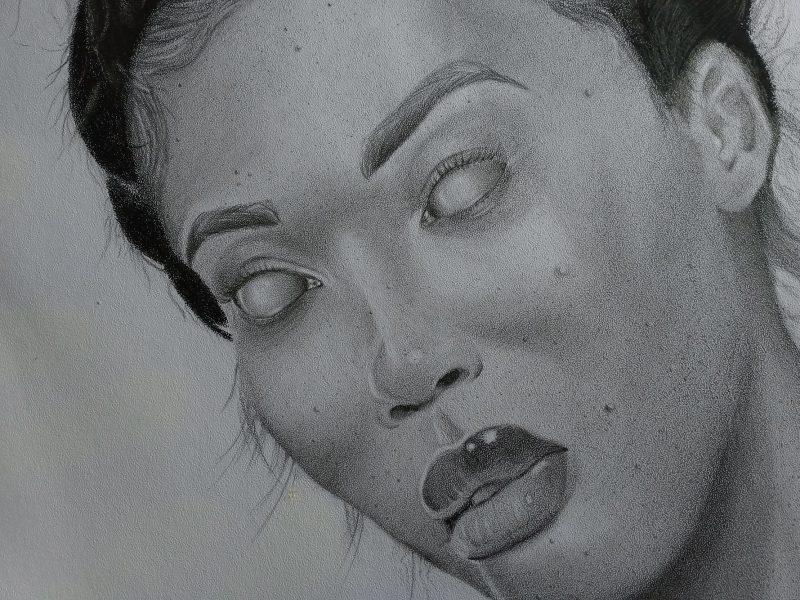 Face of a Goddess