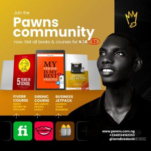 join the Pawns community