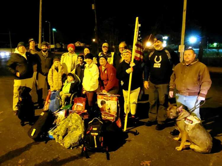Hoosier Ruck Club Supports Paws-Ability