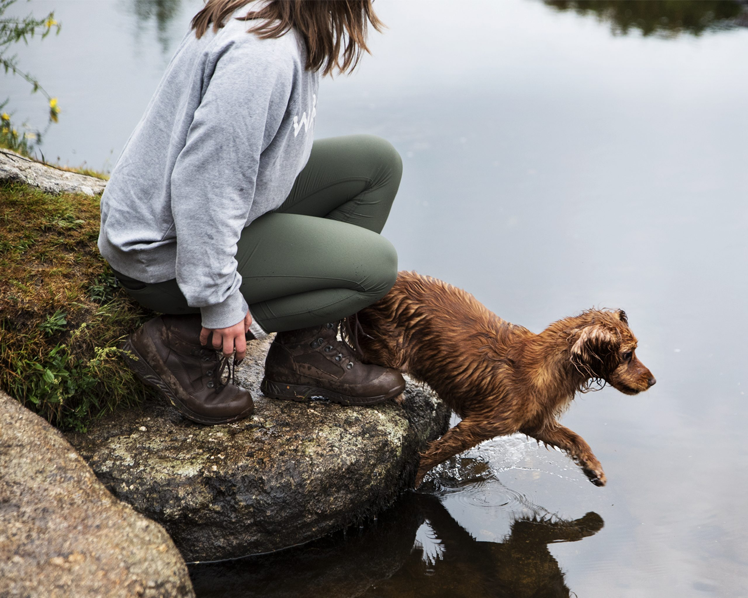 Acai Activewear Max Stretch Skinny Outdoor Trousers | Paws and Tors