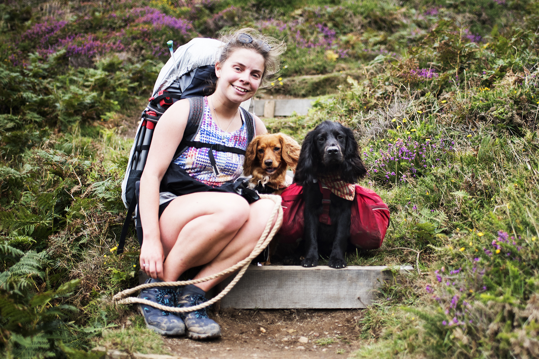 Hiking the Cornish Coast Path | Paws and Tors