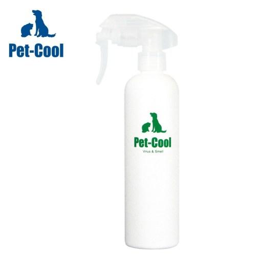 pet cool virus and smell, 天然殺菌除臭, 人寵共用