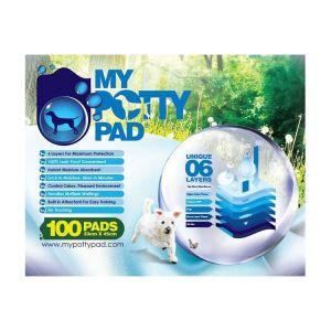 my potty pad 100p
