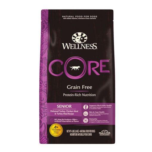 wellness, wellness core, wellness 狗糧, grain free dog food, grain free, 無榖物狗糧, 無榖物, senior, 老犬糧
