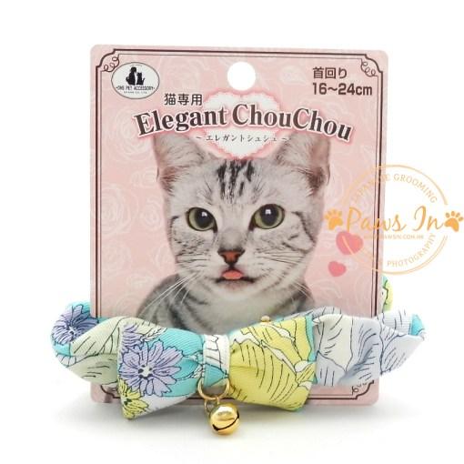 elegant chaouchou 貓頸帶, 日本貓頸帶, 貓頸圈, 貓頸繩, 貓項圈