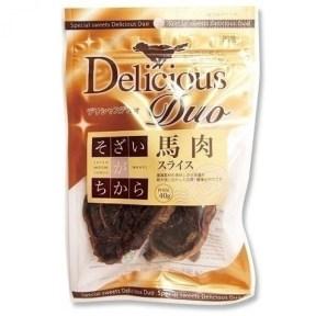 Delicious Duo 馬肉乾, 馬肉小食, 寵物馬肉小食