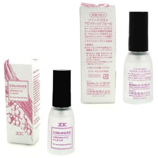 Zoic 寵物香水 Aromatic Fleur