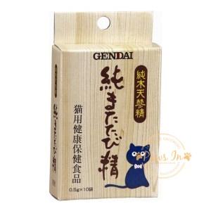 日本現代 - 純木天蓼精, 貓草