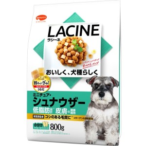 Lacine 史納莎, 日本狗糧