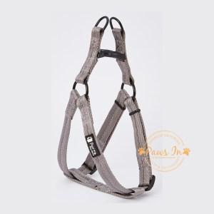 Porta 胸帶及拖繩 - 銀灰色