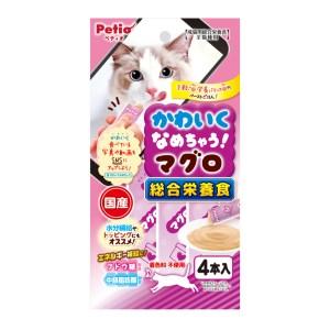 日本 Petio 貓貓綜合營養食 - 金槍魚 肉泥 60g