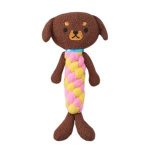 日本 Dental Animal 臘腸犬 潔齒玩具