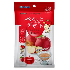 Forcans Pet Dessert 有機水果泥 - 梨 15gx7