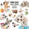2021 Japan The Cat All-Star Calendar 全明星貓日曆
