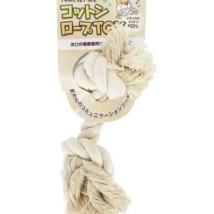 Pet Pro Japan 天然棉繩玩具 M