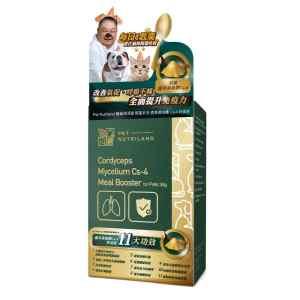 寵營樂 - 蟲草菌絲體 Cs-4 拌食粉 30g