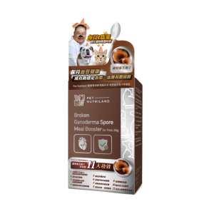 寵營樂 拌食營養粉 - 破壁靈芝孢子拌食粉 30G