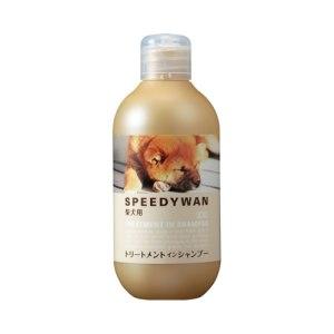 日本 Speedywan 柴犬專用快速沖涼液 250ml (洗護2合1)