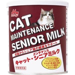 日本森乳 成貓及高齡貓保健牛奶 Maintenance Senior Milk 280g