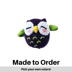 Made to Order Owl