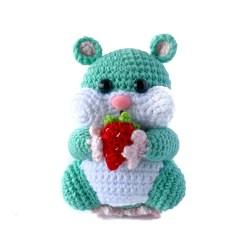 Mint Hamster