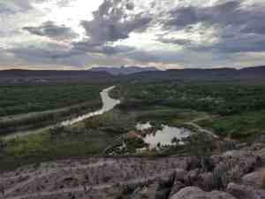 Big Bend - View from Hike near Rio Grande Campground #2