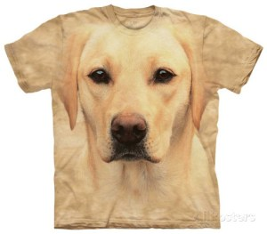Yellow Lab Tee Shirts