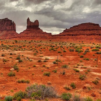 Monument Valley - Dog Friendly