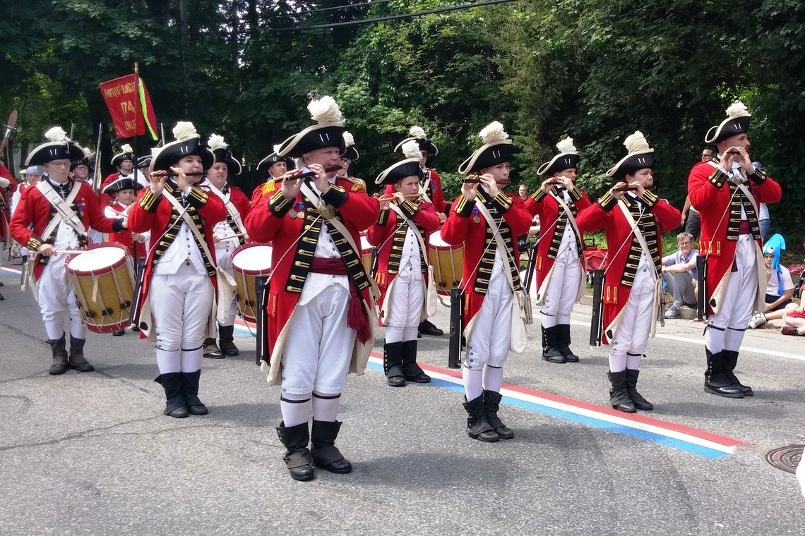 Pawtuxet Rangers Fife and Drum