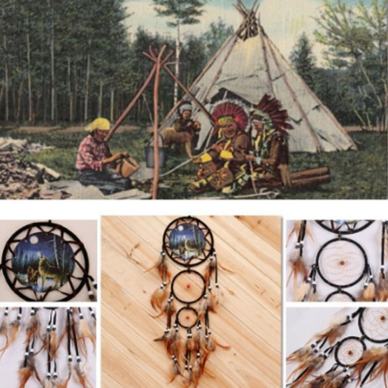 Animal Dream Catchers