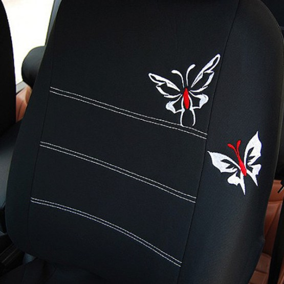 Butterfly Car Seat Covers 2