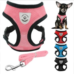 Dog Harness Leash
