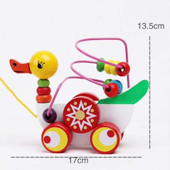 Duck Pull Toy 1