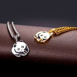 Panda Necklace 3