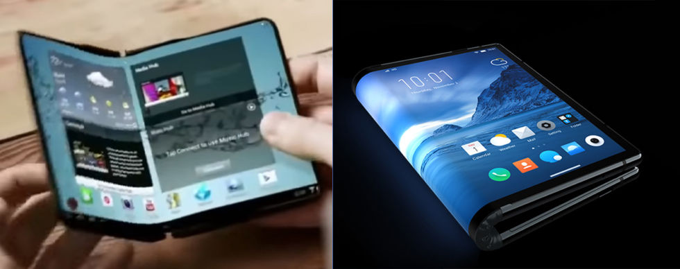 Samsungs' Foldable Smartphone Expected in 2019.
