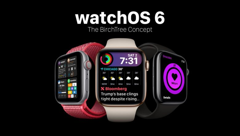 Apple Watch and Watch OS 6